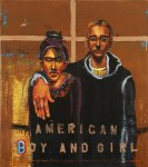 American Boy and Girl 2013